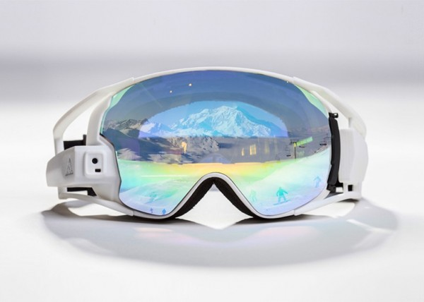 RideOn — дополненная реальность для лыжников