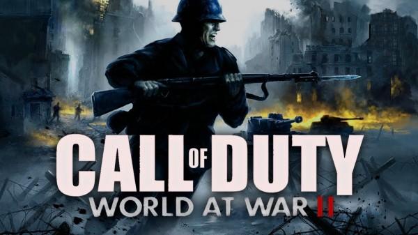 Call Of Duty вернется к теме Второй мировой