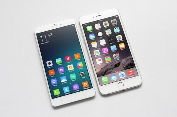 Xiaomi обменяет старый iPhone на новый Mi Note