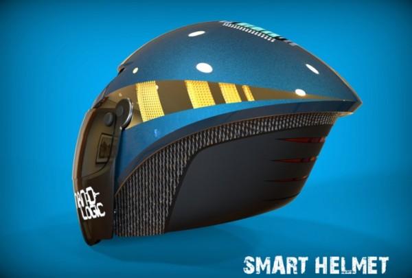 Cоздан самый «умный» шлем