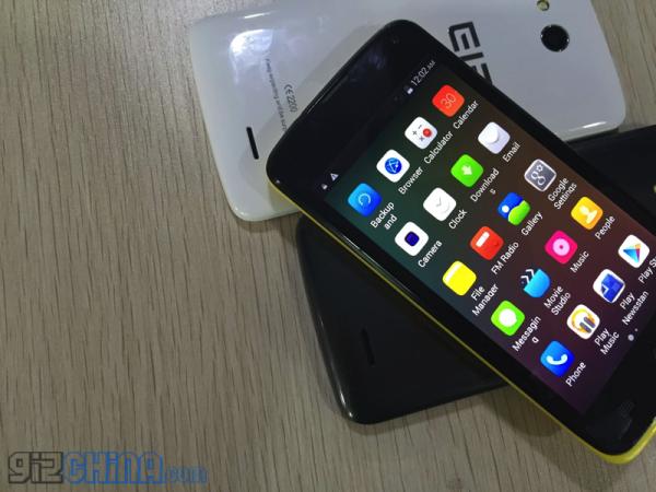 Компания Elephone готовит к выпуску бюджетник с ценником в 100 $