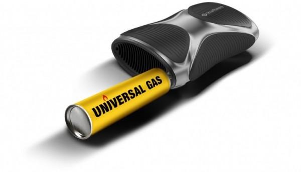 Kraftwerk — портативный «газовый» аккумулятор