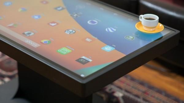 Ideum Duet — «умный» стол с Windows 8 и Android