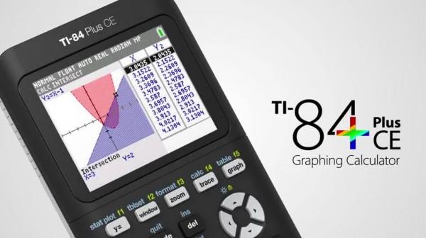 Калькулятор TI-84 Plus CE: стильная математика