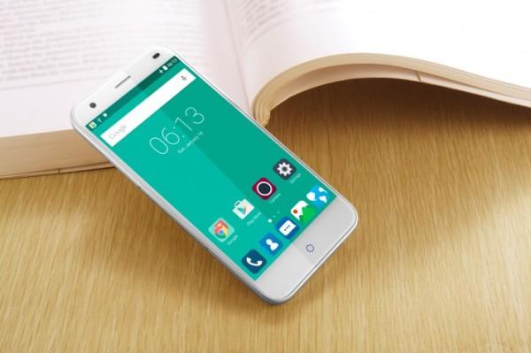 ZTE Blade S6: 8-ядерный процессор и Android 5.0 за 250 долларов