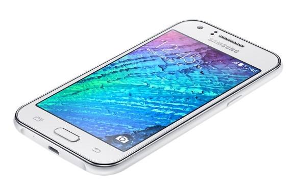 Samsung Galaxy J1 представлен официально