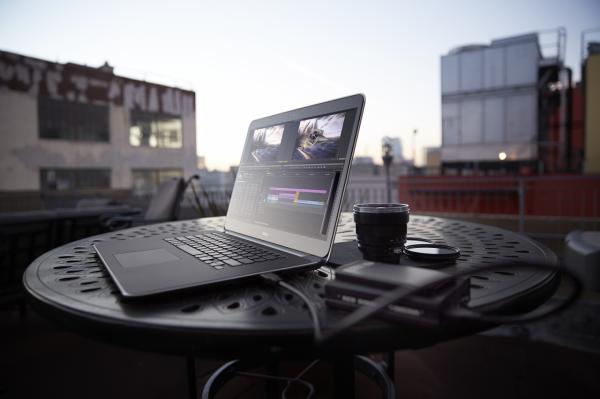 Dell обновила ноутбук Precision M3800 до 4K