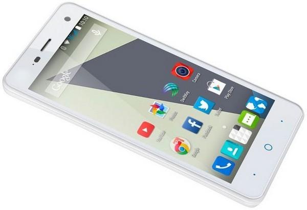 ZTE представит недорогой смартфон на Android 5.0 Lollipop
