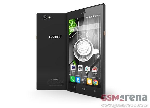 Gigabyte представила новые 5-дюймовые смартфоны