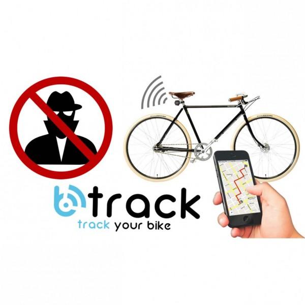Фара BTrack подскажет, где украденный велосипед