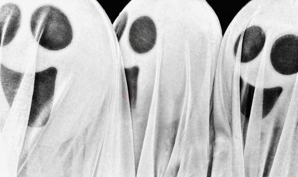 GhostArk: карманный детектор призраков