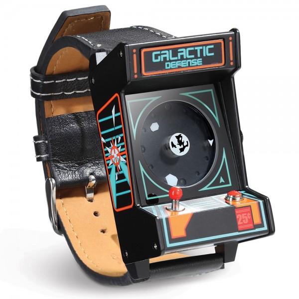 1980s Arcade Wristwatch — часы для фанатов аркадных автоматов