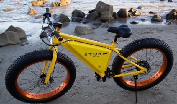 Storm eBike — электрический велосипед за 499 USD