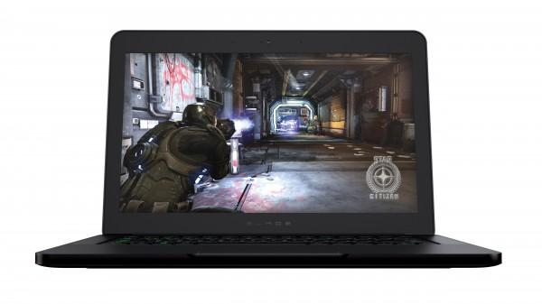 Razer Blade — новый игровой ноутбук за 2200 долларов