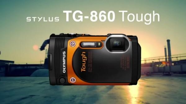 Stylus Tough TG-860: новая камера для экстремалов от Olympus