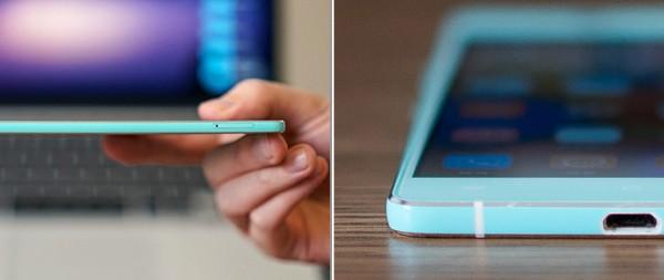 Производители продолжают гонку за звание самого тонкого смартфона