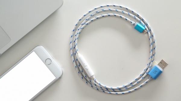 USB-кабель SONICable позволит зарядить смартфон быстрее