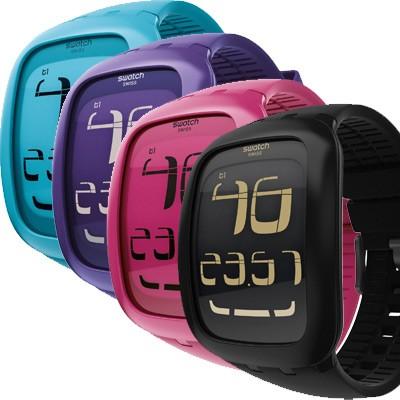 «Умные» часы от Swatch представят в апреле