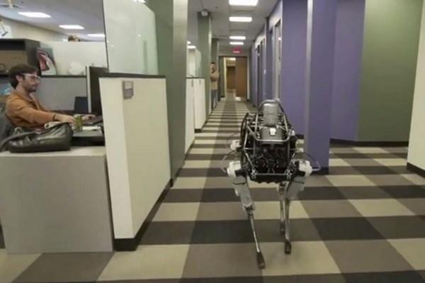 Знакомьтесь: Spot — четвероногий робот от Boston Dynamics
