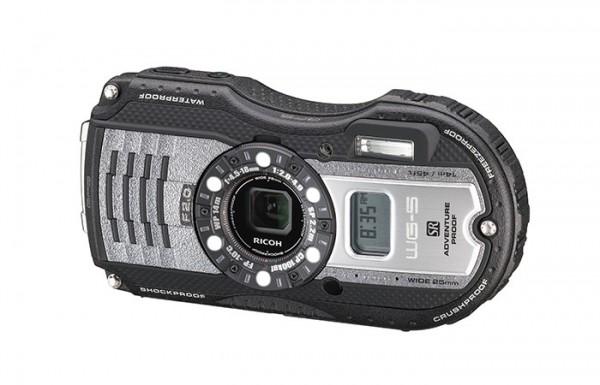 Ricoh WG-5 GPS: экстремальный фотоаппарат