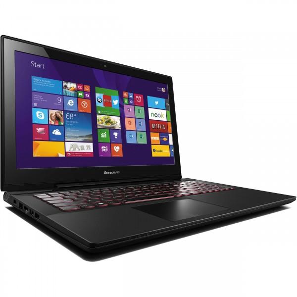 Lenovo Y50 — ноутбук c экраном 4K и мощной видеокартой