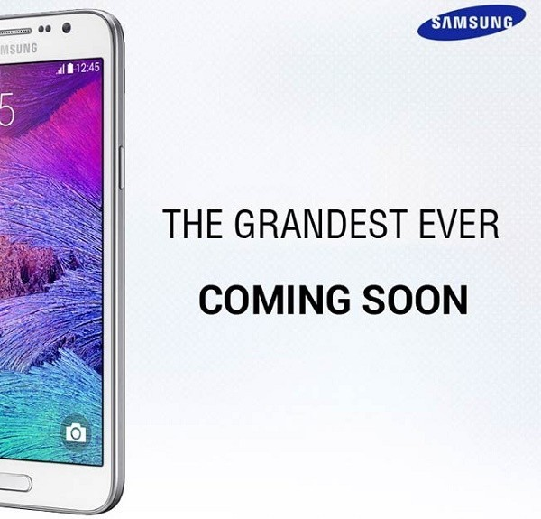 Samsung опубликовала «тизер» Galaxy Grand 3