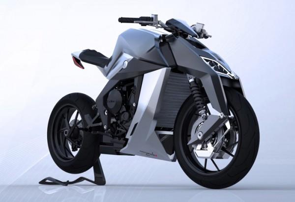 Feline One — супермотоцикл за 280 тысяч долларов