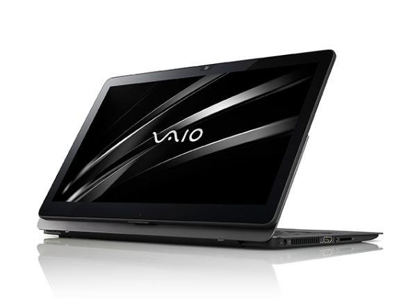VAIO представила 2 новых гибридных ноутбука