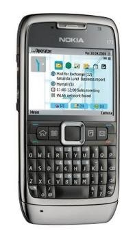 Nokia E71 и E66 – обновление бизнес-серии