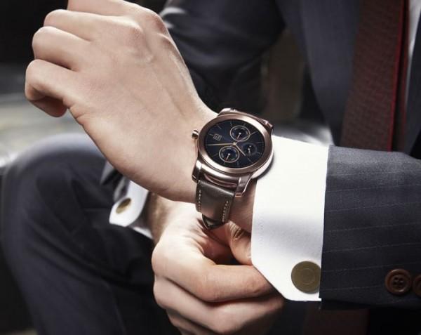 Watch Urbane — умные часы класса люкс от LG