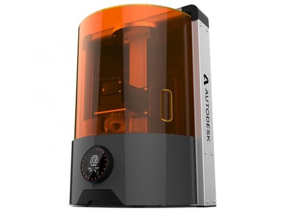 3D-принтер Autodesk Ember 3D уже можно купить