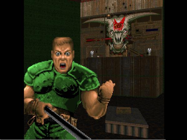 В Doom теперь можно делать селфи