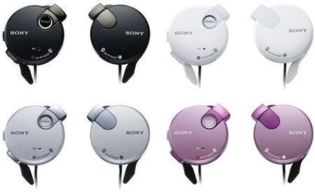 Беспроводные наушники Sony DR-BT140QP
