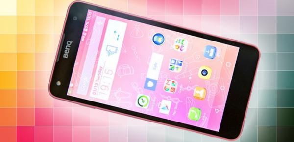 F52 — новый мощный смартфон от BenQ