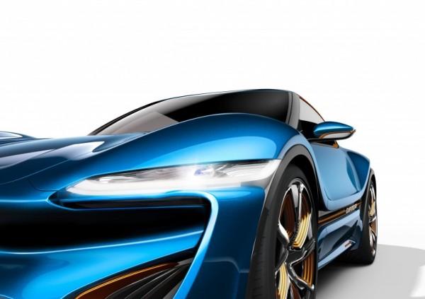Электромобиль Quantino: 1000 километров на одном заряде