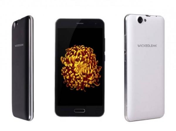 Wickedleak Wammy Titan 4: смартфон с батареей на 5330 мАч за 240 долларов