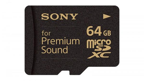 Sony SR-64HXA: карта памяти для аудиофилов