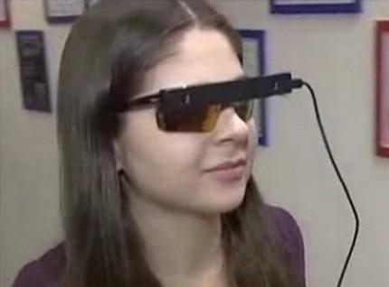 В России создали первые 3D-очки для слепых