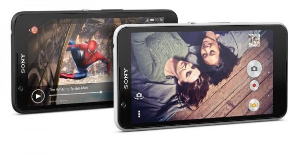 Xperia E4g — недорогой смартфон с LTE от Sony