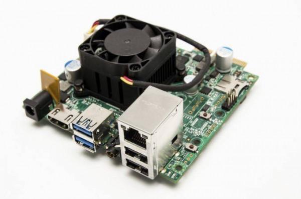 Gizmo 2 — мощный одноплатный компьютер на 199 USD