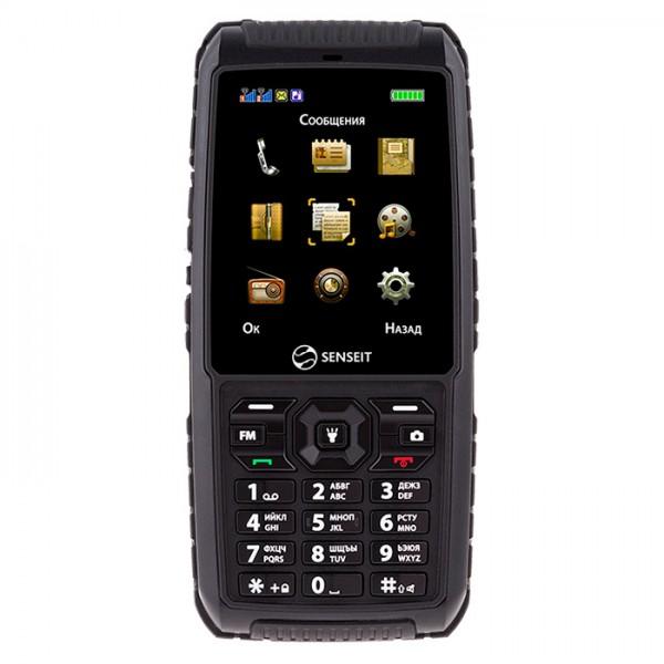 Senseit P101: недорогой и всепогодный телефон