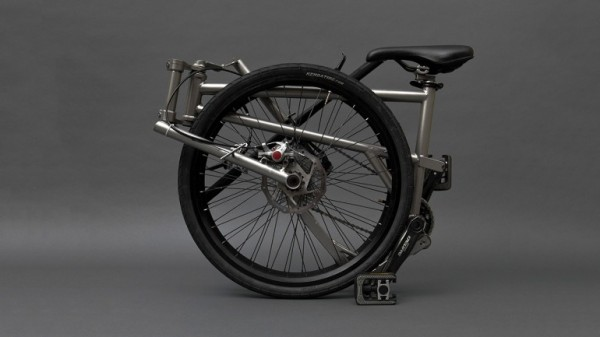 Helix — самый компактный велосипед в мире