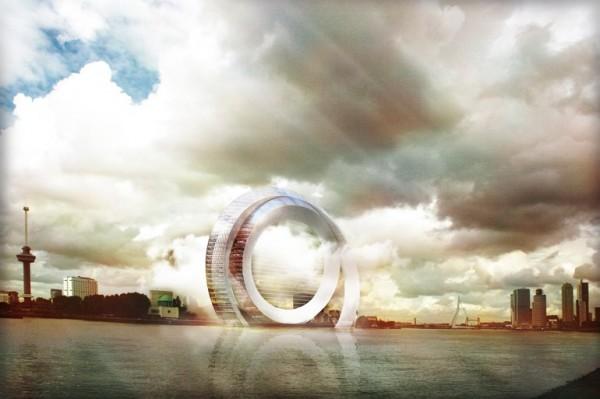 В Голландии построят гигантскую ветряную электростанцию