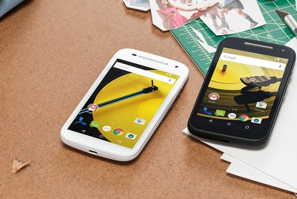 Motorola анонсировала второе поколение Moto E
