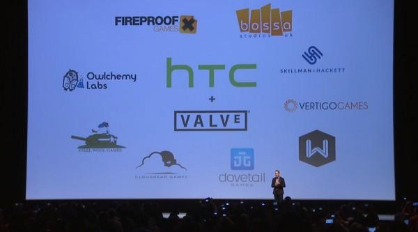 Vive — очки виртуальной реальности от авторов Half-Life