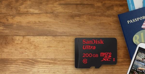 SanDisk создала самую емкую в мире карту памяти