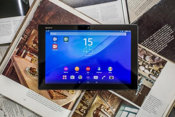 Состоялся анонс флагманского планшета Sony Xperia Z4 Tablet