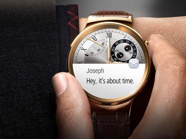 Huawei анонсировала свои первые смарт-часы