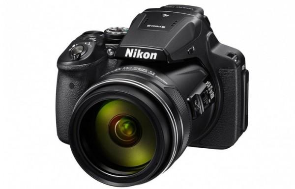 Nikon Coolpix P900: 83-кратный зум за 600 долларов