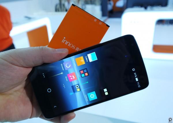 Innos d6000 — смартфон с батареей на 6000 мАч